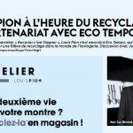 Article Eco Tempo dans la Revue des montres