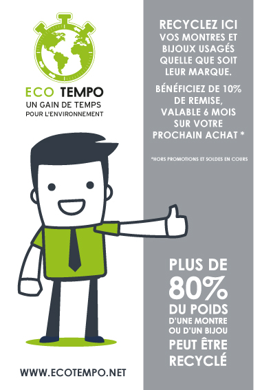 Eco Tempo en boutique