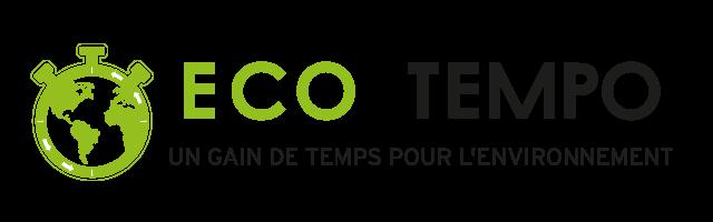 Logo transparent Eco Tempo horizontal