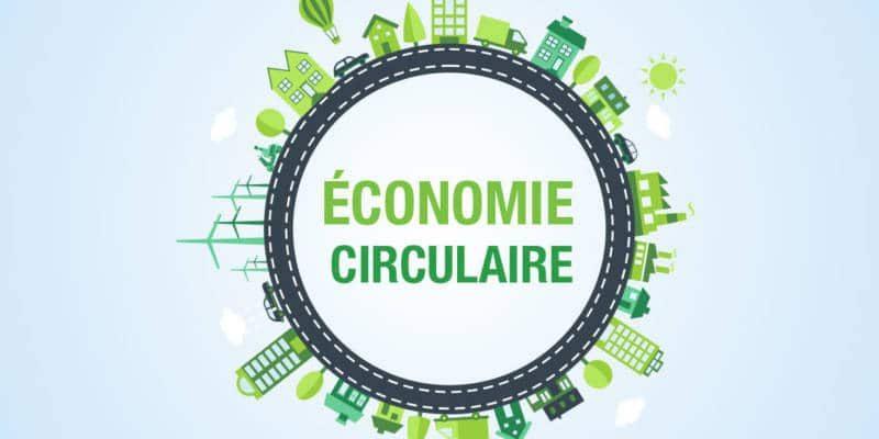 illustration économie circulaire
