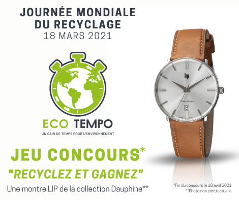 Jeu concours Eco Tempo